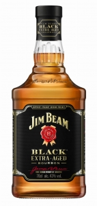 BOURBON JIM BEAM 0,7L BLACK 43%