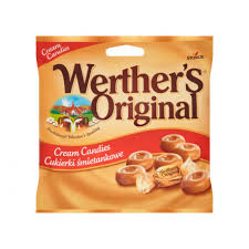 CUKIERKI STORCK 90g WERTHERS ORIGIN