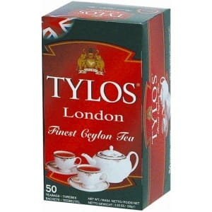 TYLOS HERB. 50T 100g