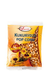ZIARNO KUKUR.POP-CORN 150G FINESIA