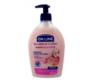 Mydlo On Line 500Ml Magnolia/Lotos