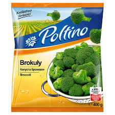POLTINO BROKUŁY 400G