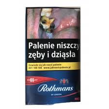 TYT BAT ROTHMANS OF LONDON RED 30g