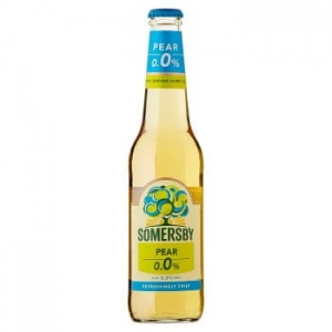 PIWO SOMERSBY PEAR 0,4L 0% BB