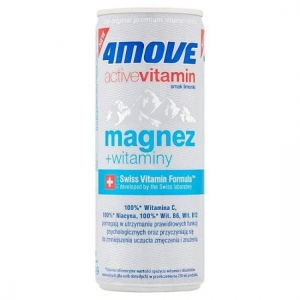 4MOVE MAGNEZ 330ML