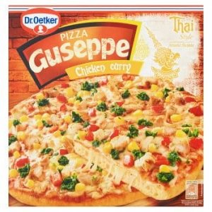 PIZZA GUSEPPE CHICKEN THAI 375g