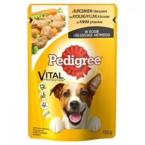 KARMA MP PEDIGREE 100g KUR/JAG SAS