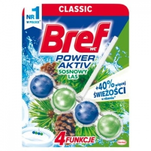 BREF POWER AKTIV PINE 50g