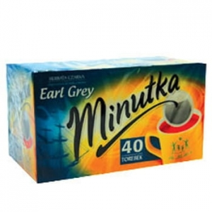 HERB CONS 40TB MINUTKA EARLGREY