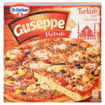 PIZZA GUSEPPE 420g TURKISH STYLE